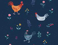 Little Hens