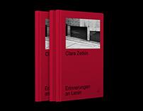 Clara Zetkin, Erinnerungen an Lenin