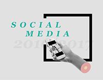 Social Media Cards - 2016/2017
