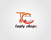 tasty chopz logo