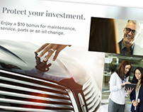 Service Promotion Campaign