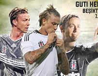 Guti Hernández-Beşiktaş He was a myth of BeşiktaşSERDAR