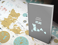 The Minimal Geography Atlas