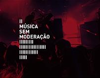 Música sem moderação - Super Bock