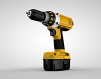 3D handy drilling machine