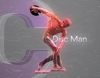 Disc Man