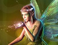 Woodland Fairy | Stuart Jackson-Carter