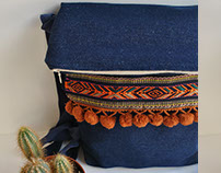 Ifes Handmade Bags • winter 2017 • BLUES COLLECTION