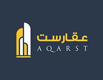 aqarst Logo|Branding