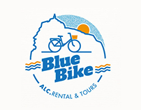 Blue Bike | rental & tours