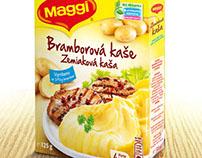 Maggi Mashed potatoes