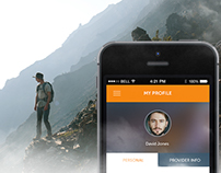 App for Ballsu sports provider