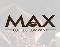 Max Coffee logo