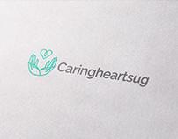 Caring Hearts Uganda Rebrand