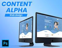ContentAlpha