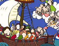The Elderers - Illustration