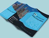 Lorem Ipsum Tri-fold Brochure Design