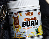 UPS ULTIMATE BURN - Fitness Suppliment
