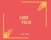 LogoFolio - 2017 (vol-1)
