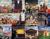 MELINA - Artiste Peintre