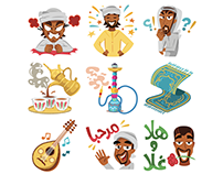 AppMahal Chat Stickers