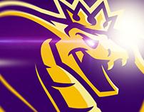 King Cobras Sports logo For Sale