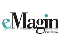 Logotipo E MAGINE