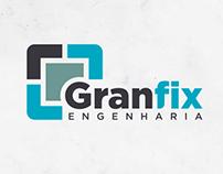 Identidade Visual Granfix Engenharia