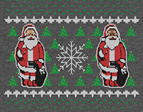 The Mighty Mighty Bosstones - 2013 Christmas Sweater
