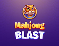 Game Mahjong Blast
