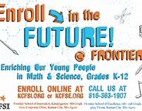Frontier Enrollment Awareness Campaign