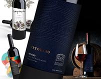 Wine labels for Factoria Win