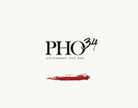 Pho34 Restaurant Brand