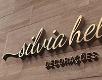 Branding da Silvia Helena Decorações