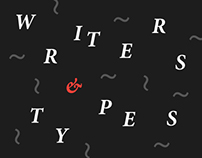 Writers & Types