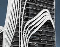 Nanjing Zendai Himalayas Center - MAD Architects