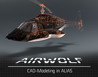 AIRWOLF-design a helicopter