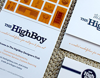 The HighBoy | Branding & Marketing Collateral
