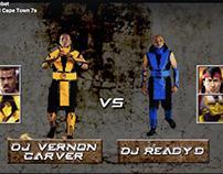 DJ Battle - Mortal Kombat