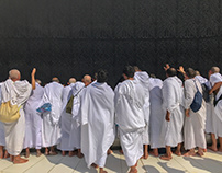 Hajj Clothing for Muslim
