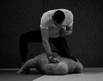 Sport Jujitsu reportage sur Alexandre MOMCILOVIC