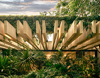 Akúun House in Merida, Mexico by Arkham Projects
