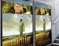 Graceland Movie Poster Template