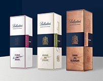 Ballantine's Gifting Platform