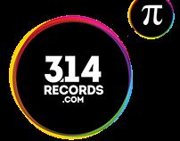 314 records   design logo   Social + You tube