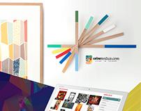 Portfolio design Idea