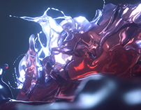 Houdini abstract experiments