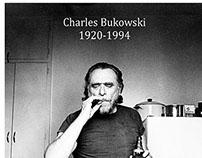 FNAC - Hommage à Bukowski - annonce presse.