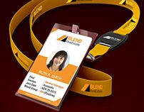 Creative id badge design — img 2