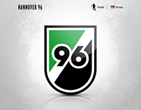 Hannover 96 | logo redesign